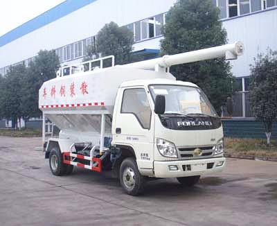 最便宜的二款散装饲料运输车——3-5吨饲料车