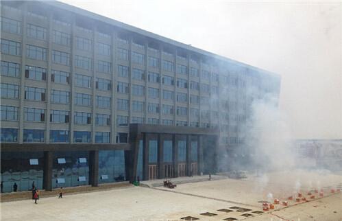程力新办公大楼正式启用
