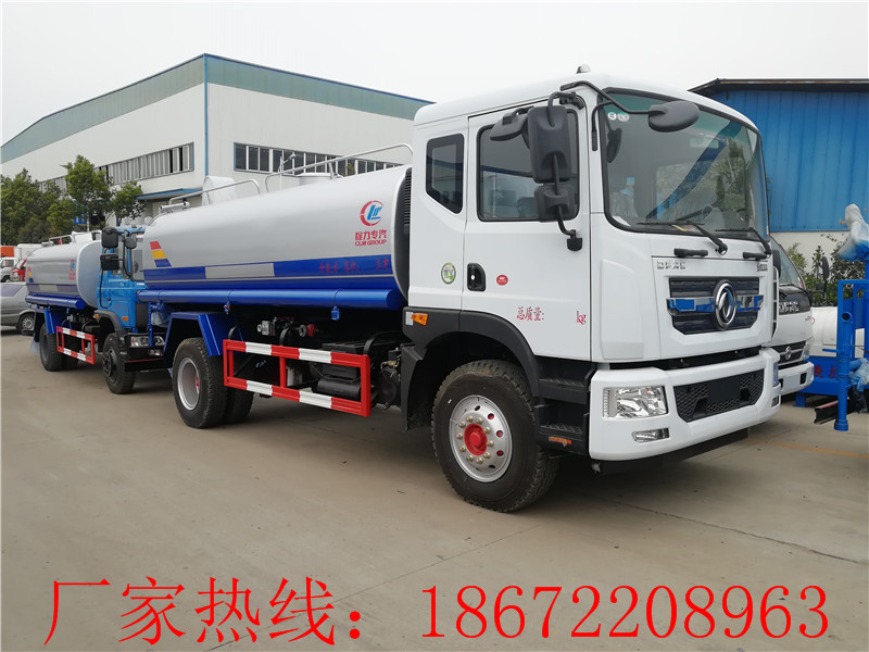 东风D9洒水车(12-15吨)