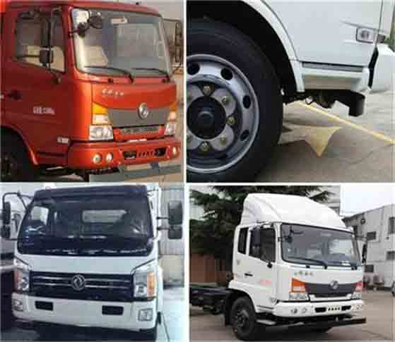 国五东风嘉运10吨绿化喷洒车多方位图片二