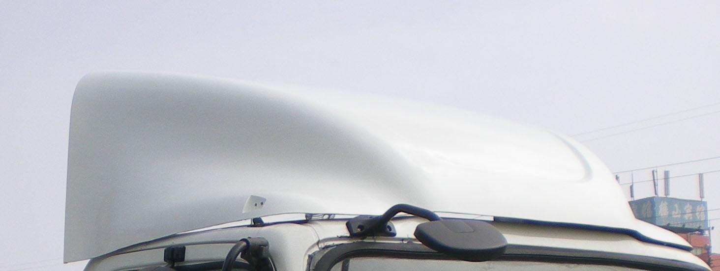 国五解放J6F冷藏车(蓝牌)多方位图片二