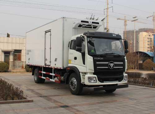 国五福田瑞沃冷藏车(6.8)米
