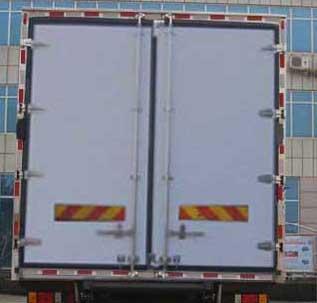 国五福田瑞沃冷藏车(6.8)米多方位图片二