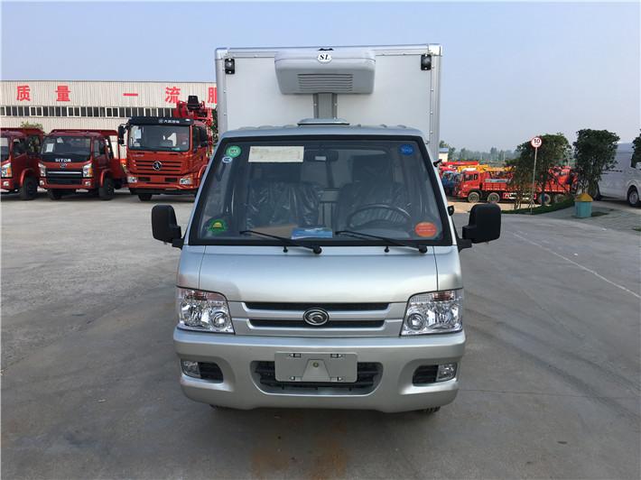 福田驭菱冷藏车2.6米多方位图片四