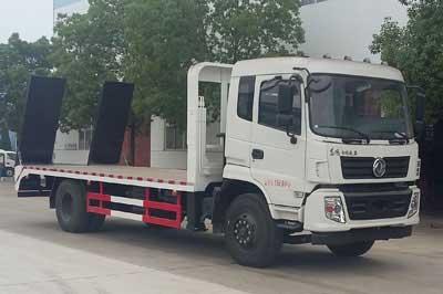 东风专底平板运输车