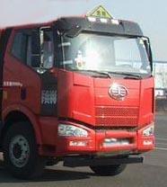 国五解放前四后八35.5方液化气体运输车(丙烷)多方位图片二