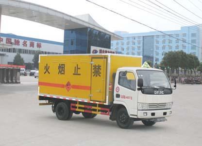 国五东风多利卡D6爆破器材运输车