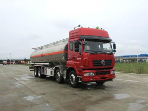 东风天龙铝合金运油车30.3立方