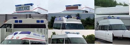 程力威牌CLW5041XJHJ5型救护车多方位图片二