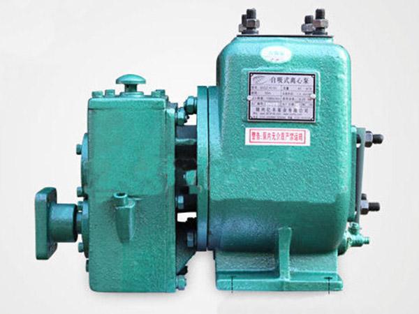 65QZ-40/45绿化洒水车水泵(小水泵)