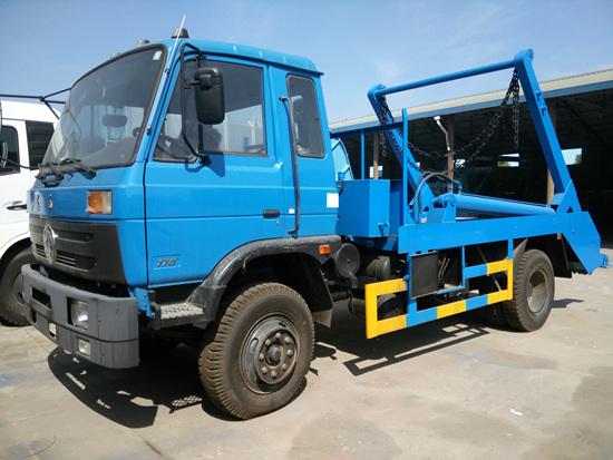 东风 145型摆臂式垃圾车